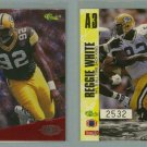 1994 Images All-Pro # A13 REGGIE WHITE #d 2532 of 2600 -- MINT