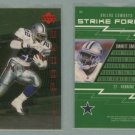 1999 Upper Deck Strike Force # SF5 EMMITT SMITH -- MINT
