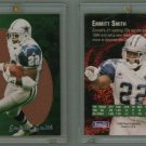1995 Absolute Prime Pigskin Previews # 1 EMMITT SMITH