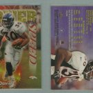 1998 Topps Chrome Season's Best Refractors # 1 TERRELL DAVIS -- MINT