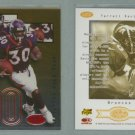 1999 Leaf Certified Gold Team # CGT2 TERRELL DAVIS -- MINT