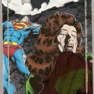 Doomsday The Death of Superman Memorial Tribute Card S4