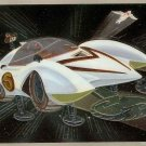 Prime Time 1993 Speed Racer Chromium Subset Card C2 Fully Loaded