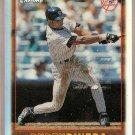 1997 Topps Chrome Refractors Card  #141 Ruben Rivera