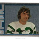 1996 Topps Namath Reprints #8 Joe Namath 1972 NM-MT