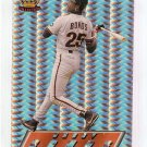 1995 Pacific Prisms Baseball Card #120 Barry Bonds