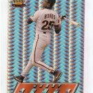 1995 Pacific Prisms Baseball Card #120 Barry Bonds