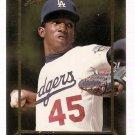 1992 Leaf Gold Rookies Card #BC3 Pedro Martinez