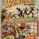 Texas Rangers in Action #75 Charlton Comics 1969 VG