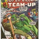 Super-Villain Team Up #11 Marvel Comics 1977 Fine