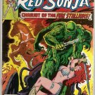 Red Sonja (1977 Series) #9 Marvel Comics 1978 VG