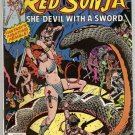 Red Sonja (1977 Series) #8 Marvel Comics 1978 VG