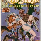 Red Sonja (1977 Series) #10 Marvel Comics 1978 VG