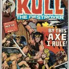 Kull the Conqueror (1971 Series) #11 Marvel 1973 VG