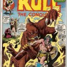 Kull the Conqueror (1971 Series) #10 Marvel 1973 VG