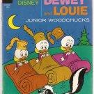 Huey Dewey and Louie Junior Woodchucks #5 Gold Key 1970