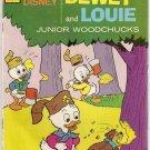 Huey Dewey and Louie Junior Woodchucks #30 Gold Key VG