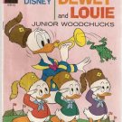 Huey Dewey and Louie Junior Woodchucks #3 Gold Key 1968