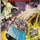 Captain Action #2 DC Comics 1969 Good