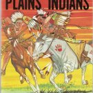 An Educational Coloring Book of Plains Indians