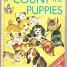 Count the Puppies by Carolyn Dee 1966 Good