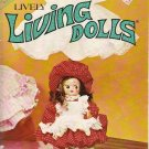 Lively Living Dolls Pattern Book 1972