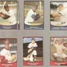 Lot of 15 1990 Pacific Legends Baseball Cards