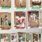 Lot of 22 1991 Pacific Senior League Baseball Cards