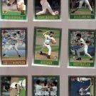 Lot of 24 1997 Topps Chrome Baseball Cards