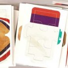 Lot of 45 1992 Donruss Rod Carew Puzzle Piece Cards