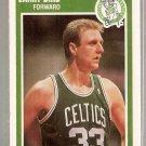 1989-90 Fleer Basketball Card #8 Larry Bird NM