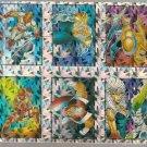 1992 Comic Images Youngblood Uncut Prism Promo Sheet