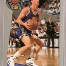 1992-93 Fleer Sharpshooters Card #11 John Stockton EXMT