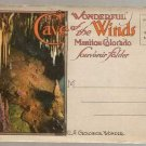 Wonderful Cave of the Winds Manitou CO Souvenir Folder