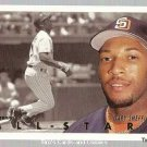 1993 Fleer All-Stars Baseball Card #3 Gary Sheffield