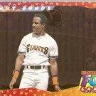1994 Upper Deck Fun Pack Baseball Card #226 Barry Bonds