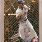 1997 Pacific Prisms Baseball Card #117 Moises Alou