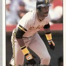 1992 Donruss Baseball Card #243 Barry Bonds