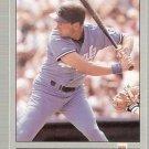 1992 Leaf Baseball Card #255 George Brett NM