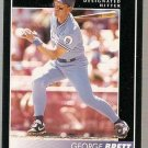 1992 Pinnacle Baseball Card #60 George Brett