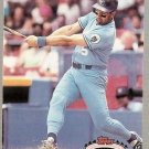 1992 Topps Stadium Club Baseball Card #150 George Brett