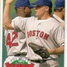 1993 Upper Deck On Deck #D9 Roger Clemens Card