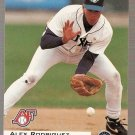 1994 Classic Baseball Card #100 Alex Rodriguez