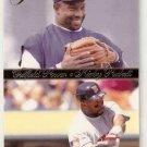 1994 Flair Outfield Power 8 Kirby Puckett Baseball Card