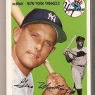 1994 Topps Baseball Archives 1954 #101 Gene Woodling