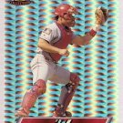 1995 Pacific Prisms Baseball Card #137 Ivan Rodriguez