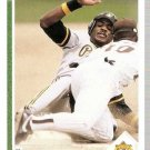 1991 Upper Deck Baseball Card #154 Barry Bonds