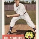 1991 Topps Baseball Archives 1953 Card #228 Hal Newhouser
