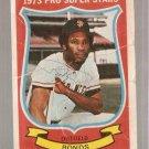 1973 Kellogg's Baseball Card #8 Bobby Bonds GD