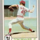 1979 Topps Baseball Card #100 Tom Seaver EX